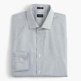 Ludlow Spread-collar Shirt In Tattersall