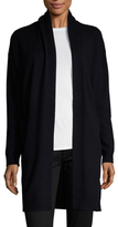 Vince Cashmere Ribbed Cardigan