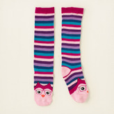 Children's Place Owl knee socks