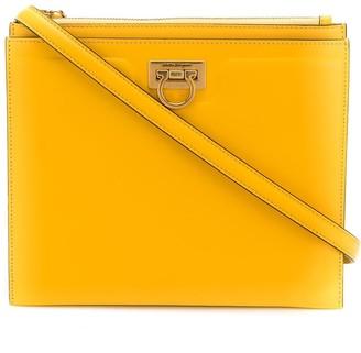 Salvatore Ferragamo Trifolio shoulder bag