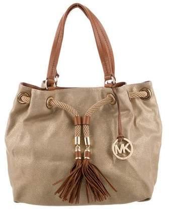 c1cccce54fd9 Michael Kors Metallic Handbags - ShopStyle