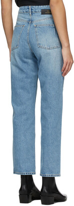 Won Hundred Blue Pearl Jeans