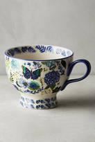 Anthropologie Wing & Petal Mug
