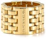 Michael Kors Watch Link Flexi Ring