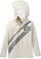 Tea Collection Scooter Club Happy Hoodie (Toddler Boys)