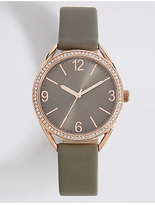 M&S Collection Round Face Watch