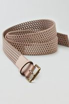 American Eagle Outfitters AE Diamond Perforated Belt