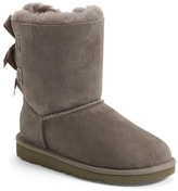 UGG Bailey Bow Genuine Sheepskin Lined Boot (Toddler)