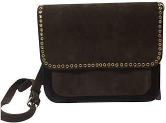 Isabel Marant Khaki Suede Handbags