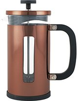 Creative Tops 1000 ml La Cafetiere Pisa 8-Cup Copper Finish Coffee Maker with Scoop