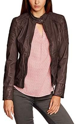 Mustang Leather Women's Long Sleeve Jacket - - 8,S