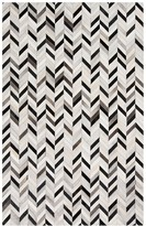 Surya Outback Area Rug - Black/Beige/Light Gray, 8' x 10'