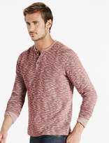 Lucky Brand Twisted Slub Henley