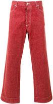 Maison Margiela vintage wash straight leg jeans