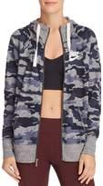 Nike Gym Vintage Camo Hoodie