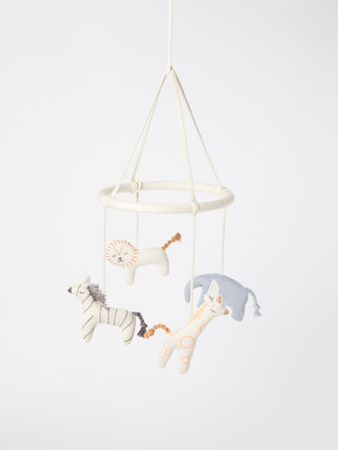 Meri Meri Organic Cotton Safari Baby Mobile