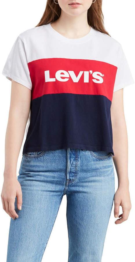1cb0428d Graphic Tee Levi's - ShopStyle Australia