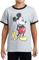 Disney Mickey Mouse Boys Classic T Shirt