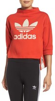 adidas Women's Mock Neck Pullover