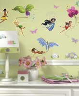Tinkerbell Disney Fairies Peel & Stick Decal Set