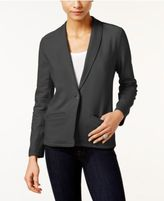 Style&Co. Style & Co One-Button Blazer, Only at Macy's