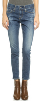 AG Jeans The Beau Slouchy Skinny Jeans