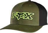 Fox Military Green Grimmer Flexfit Baseball Cap
