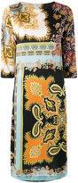Etro paisley printed dress - women - Silk - 44