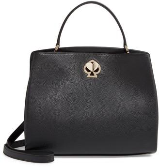 Kate Spade Medium Romy Leather Satchel