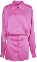 ATTICO The Pink Mini Dress
