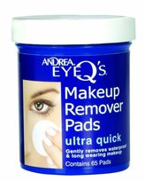 Andrea Eye Q's 65's Dry Skin Ultra Quick Blue (2 Pack)