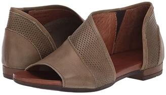 Bueno Tahiti (Moss) Women's Shoes