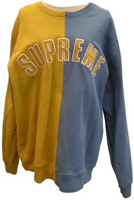 Supreme Multicolour Cotton Knitwear for Women