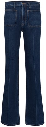 Polo Ralph Lauren High-rise straight jeans
