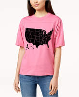 Calvin Klein Jeans States Graphic T-Shirt, Created for Macy's