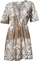 Heine Short Print Dress