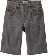 Old Navy Boys Denim Cut-Off Shorts