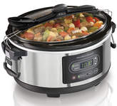 Hamilton Beach 5-Qt. Stay or Go Programmable Stay or Go Slow Cooker