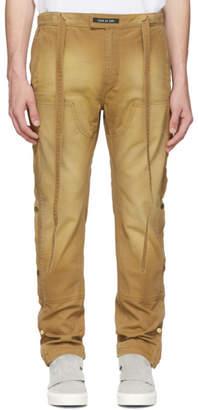 Fear Of God Tan Tearaway Work Trousers