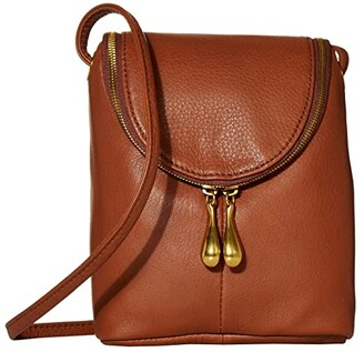 Hobo Fern (Black) Cross Body Handbags