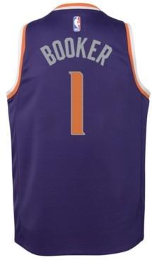 Nike Devin Booker Phoenix Suns Icon Replica Jersey, Little Boys (4-7)