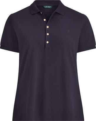 Ralph Lauren Stretch Pique Polo Shirt