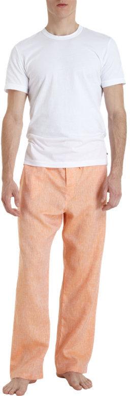 Barneys New York Solid Pajama Pant