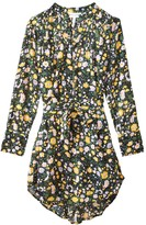 Apiece Apart Uyuni Mini Dress in Ester Floral Multi