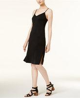 Bar III Ladder-Back Slip Dress, Only at Macy's
