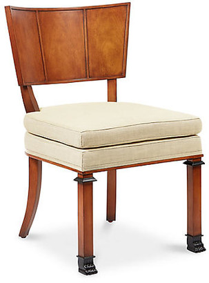 Bunny Williams Home Freya Chair - Natural Linen