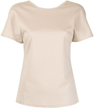 GOODIOUS V-back T-shirt