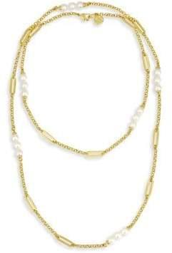 Majorica Modern 6MM Organic Pearl Necklace