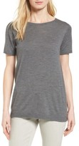 Eileen Fisher Women's Merino Wool Tee