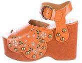 Marc Jacobs Dawn Platform Wedge Sandals